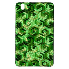 Pattern Factory 23 Green Samsung Galaxy Tab Pro 8 4 Hardshell Case by MoreColorsinLife