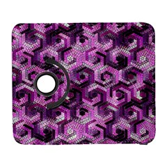 Pattern Factory 23 Pink Galaxy S3 (flip/folio) by MoreColorsinLife