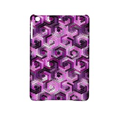 Pattern Factory 23 Pink Ipad Mini 2 Hardshell Cases by MoreColorsinLife