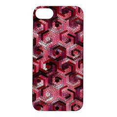 Pattern Factory 23 Red Apple Iphone 5s/ Se Hardshell Case by MoreColorsinLife