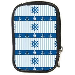 Sea Pattern Compact Camera Cases