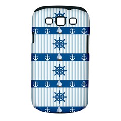 Sea Pattern Samsung Galaxy S Iii Classic Hardshell Case (pc+silicone)