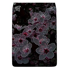 Glowing Flowers In The Dark A Flap Covers (l)  by MoreColorsinLife