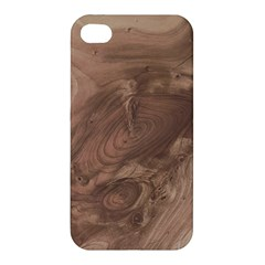 Fantastic Wood Grain Soft Apple Iphone 4/4s Hardshell Case by MoreColorsinLife