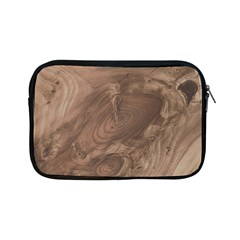 Fantastic Wood Grain Soft Apple Ipad Mini Zipper Cases by MoreColorsinLife