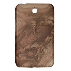 Fantastic Wood Grain Soft Samsung Galaxy Tab 3 (7 ) P3200 Hardshell Case  by MoreColorsinLife
