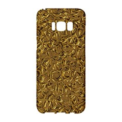 Sparkling Metal Art A Samsung Galaxy S8 Hardshell Case