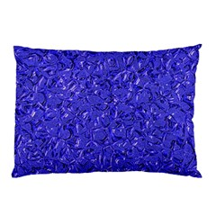 Sparkling Metal Art E Pillow Case by MoreColorsinLife