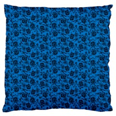 Roses Pattern Standard Flano Cushion Case (one Side)