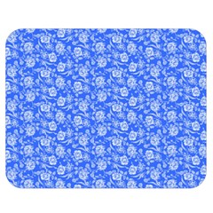 Roses Pattern Double Sided Flano Blanket (medium)