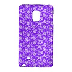 Roses Pattern Galaxy Note Edge by Valentinaart
