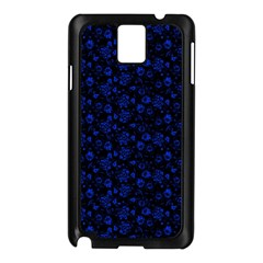 Roses Pattern Samsung Galaxy Note 3 N9005 Case (black)