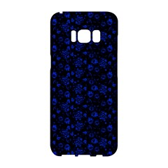 Roses Pattern Samsung Galaxy S8 Hardshell Case  by Valentinaart