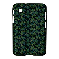 Roses Pattern Samsung Galaxy Tab 2 (7 ) P3100 Hardshell Case  by Valentinaart