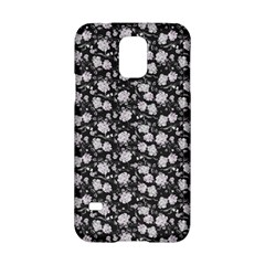 Roses Pattern Samsung Galaxy S5 Hardshell Case  by Valentinaart