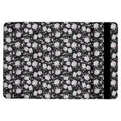 Roses Pattern Ipad Air Flip by Valentinaart