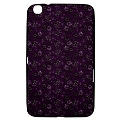 Roses Pattern Samsung Galaxy Tab 3 (8 ) T3100 Hardshell Case  by Valentinaart