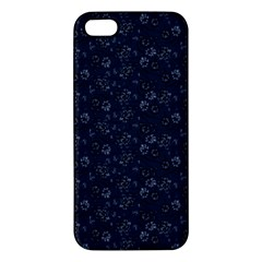 Roses Pattern Iphone 5s/ Se Premium Hardshell Case