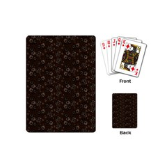 Roses Pattern Playing Cards (mini)