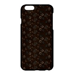 Roses Pattern Apple Iphone 6 Plus/6s Plus Hardshell Case by Valentinaart
