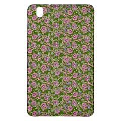 Roses Pattern Samsung Galaxy Tab Pro 8 4 Hardshell Case by Valentinaart