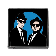 Blues Brothers  Memory Card Reader (square)