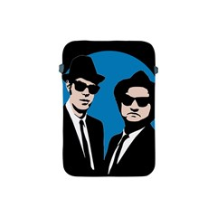 Blues Brothers  Apple Ipad Mini Protective Soft Cases by Valentinaart