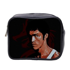Bruce Lee Mini Toiletries Bag 2 Side