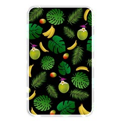 Tropical Pattern Memory Card Reader