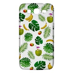 Tropical Pattern Samsung Galaxy Mega 5 8 I9152 Hardshell Case  by Valentinaart