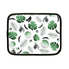 Tropical Pattern Netbook Case (small)  by Valentinaart