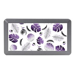 Tropical Pattern Memory Card Reader (mini) by Valentinaart