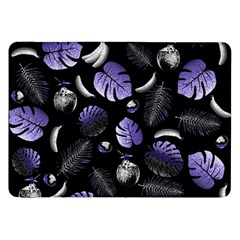 Tropical Pattern Samsung Galaxy Tab 8 9  P7300 Flip Case by Valentinaart
