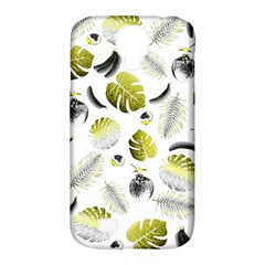 Tropical Pattern Samsung Galaxy S4 Classic Hardshell Case (pc+silicone)