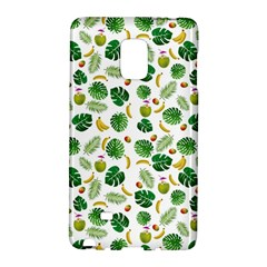 Tropical Pattern Galaxy Note Edge by Valentinaart