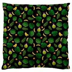 Tropical Pattern Standard Flano Cushion Case (two Sides) by Valentinaart