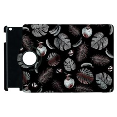 Tropical Pattern Apple Ipad 3/4 Flip 360 Case by Valentinaart