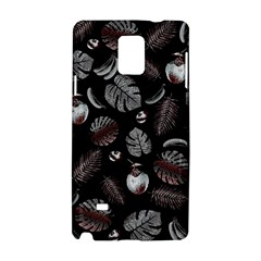 Tropical Pattern Samsung Galaxy Note 4 Hardshell Case