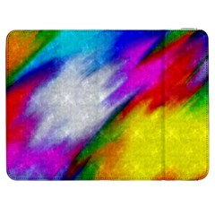 Rainbow Colors        Htc One M7 Hardshell Case by LalyLauraFLM