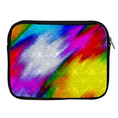 Rainbow Colors        Apple Ipad 2/3/4 Protective Soft Case by LalyLauraFLM