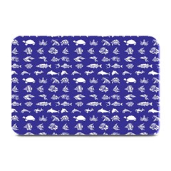 Fish Pattern Plate Mats by ValentinaDesign