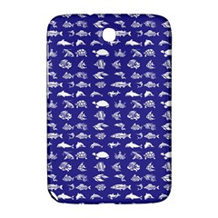 Fish Pattern Samsung Galaxy Note 8 0 N5100 Hardshell Case  by ValentinaDesign