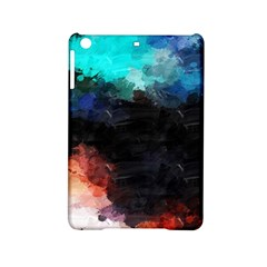 Paint Strokes And Splashes        Apple Ipad Air Hardshell Case by LalyLauraFLM