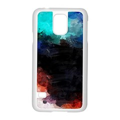 Paint Strokes And Splashes        Motorola Moto G (1st Generation) Hardshell Case by LalyLauraFLM