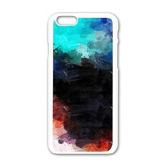 Paint Strokes And Splashes        Motorola Moto E Hardshell Case by LalyLauraFLM