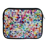 Colorful splatters         Apple iPad 2/3/4 Protective Soft Case Front