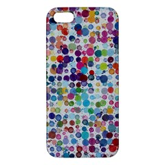 Colorful Splatters         Samsung Galaxy Note 3 Leather Folio Case by LalyLauraFLM