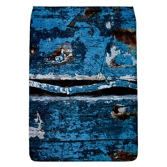 Blue Painted Wood          Samsung Galaxy Grand Duos I9082 Hardshell Case by LalyLauraFLM