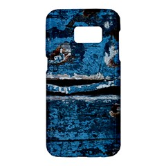 Blue Painted Wood          Lg G4 Hardshell Case by LalyLauraFLM