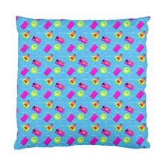 Summer Pattern Standard Cushion Case (one Side) by ValentinaDesign
